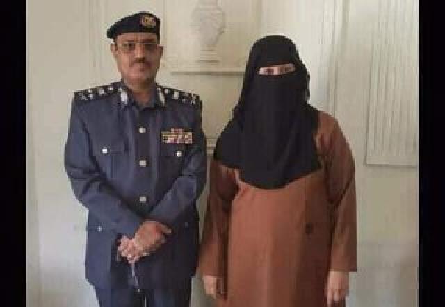 """في أول ظهور لها بعد اعتقالها من قبل الحوثيين.. """"بلقيس الحداد"""" تزف بشرى سارة لمساهميها"""