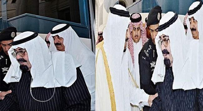 خلافة الحكم في السعودية تتحول إلى صراع بين الأمراء   يمن فويس