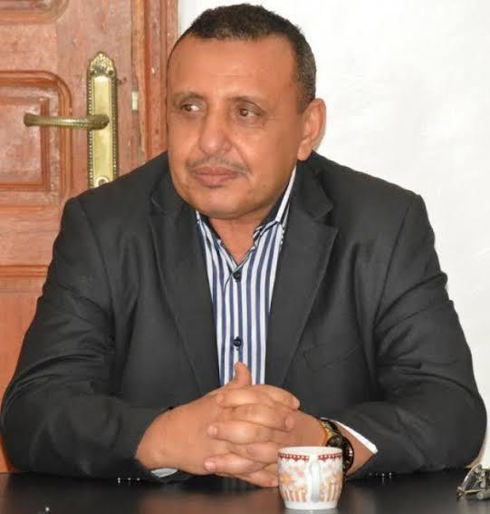 نائب وزير الخدمة المدنية يرفع برقية عزاء لفخامة رئيس الجمهورية بوفاة قائد اللواء ٣١٥ مدرع