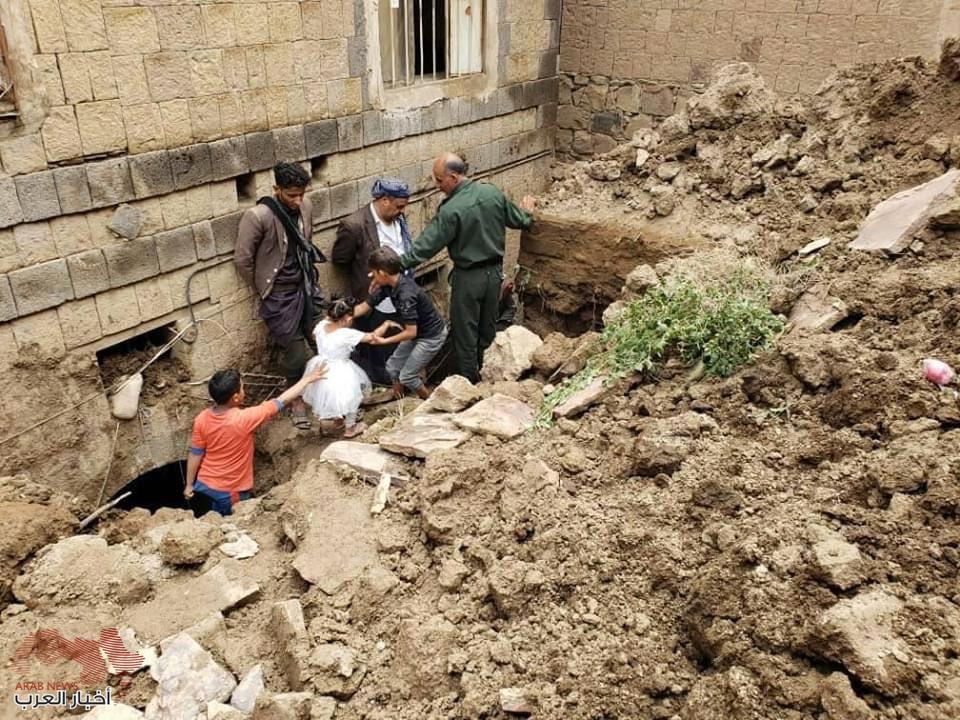 منتدى منظمات المجتمع المدني في اليمن يطلق نداءً عاجلاً لإغاثة المدنيين من كارثة السيول ومواجهة التغيرات المناخية
