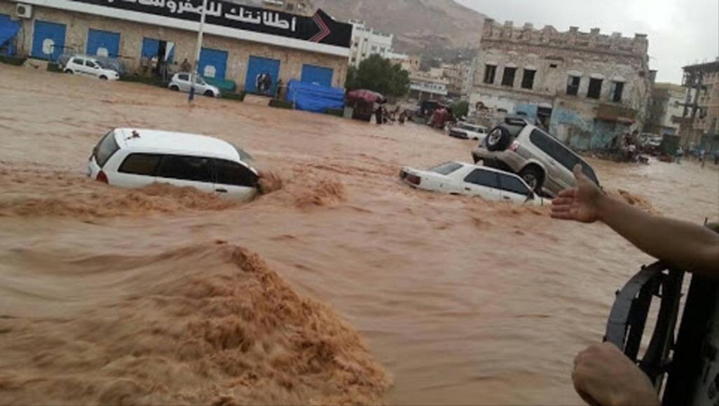 الإرصاد الجوية تتوقع أمطاراً أشد غزاره في اليمن  الليلة على هذه المحافظات !