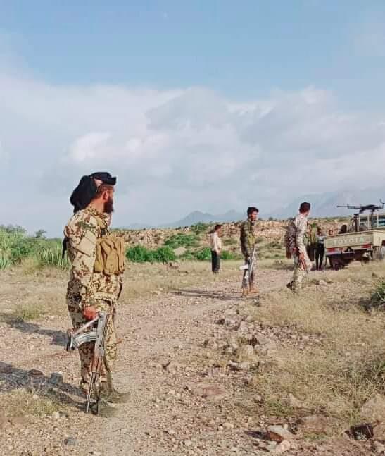 عاجل : الحوثيون يحولون مسار معاركهم الى الضالع والقوات المشتركة تعزز وتقضي على سرية لهم