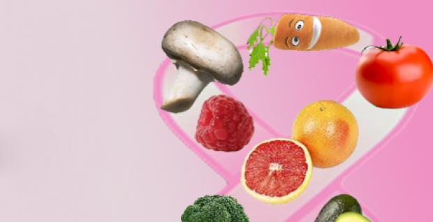الأطعمة التي تحارب سرطان الثدي