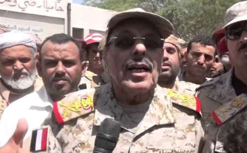 ردا علي خبر اعتقال أبنائه ....علي محسن الأحمر  : لن يكون أبنائي أغلى من أبناء اليمن