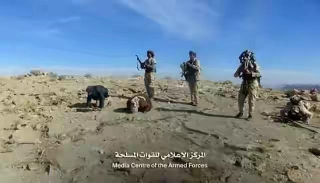 معارك تدور في جبهة الجوف و الجيش  يستعيد تبتين من يد المليشيا