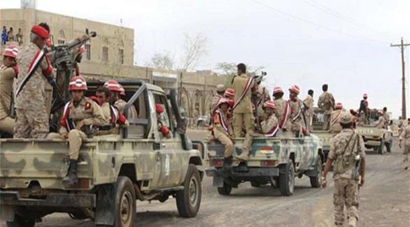 تجدد المواجهات بين قوات المقاومة الجنوبية والجيش وقولت مليشيات الغزو الحوثي  فيجبهة عسيلان