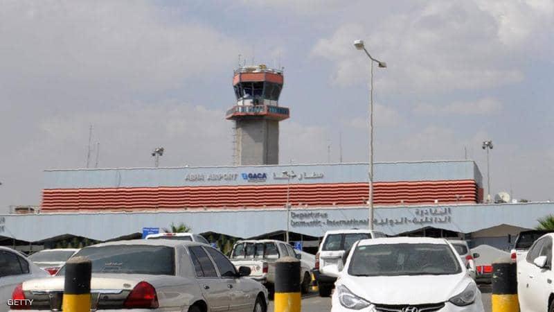 """هيومان رايتس ووتش"": استهداف مطار أبها جريمة حرب واضحة"