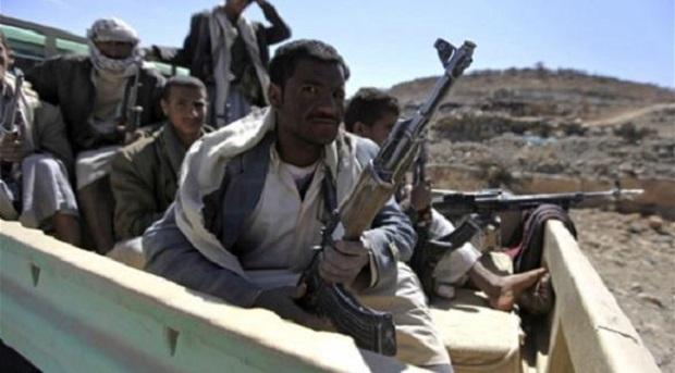 بهذه الطريقة ..مليشيا الحوثي تقتل عدد من عناصرها بتعز
