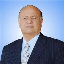 الرئيس هادي يعزي في استشهاد العميد محمد معصار