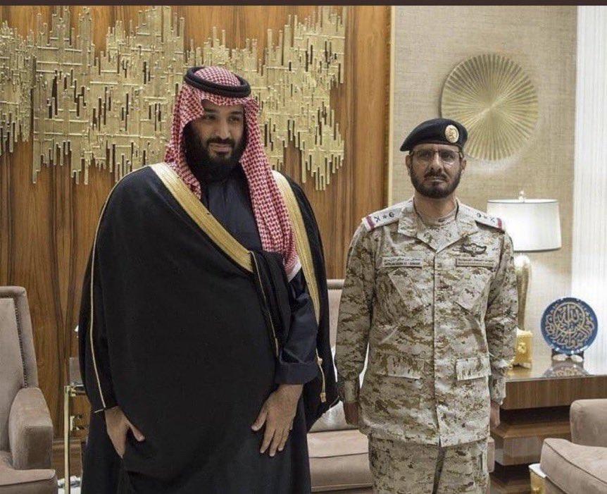 من هو الفريق ركن اول مطلق الامازيع قائد القوات المشتركة في اليمن ؟ .. تفاصيل سيرتة الذاتية