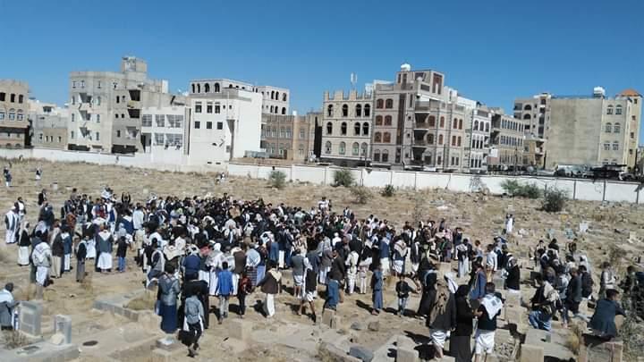 تشييع جثمان الفقيد البروفيسور الكمالي في العاصمة صنعاء و هذه أماكن إستقبال العزاء؟