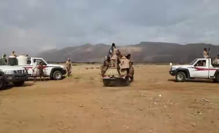 أول تصريح لقائد النخبة الشبوانية بعد تدخل التحالف العربي
