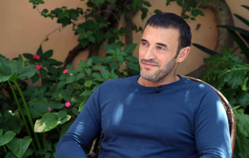 الفنان كاظم الساهر يتقدم بطلب الحصول على الجنسية المغربية