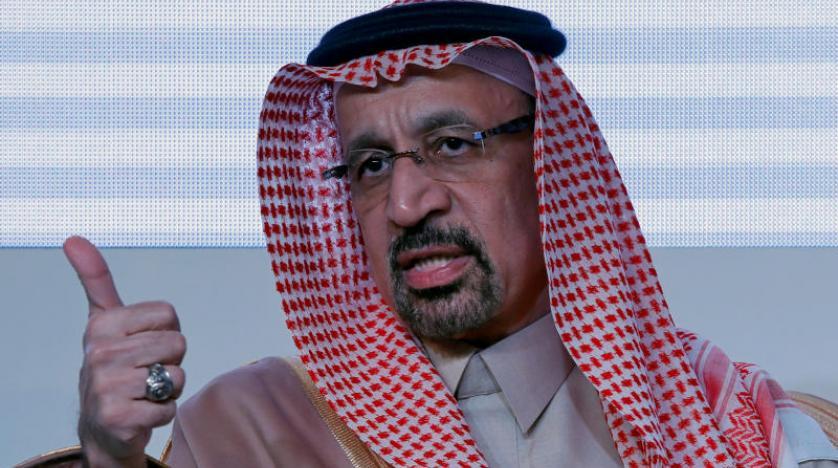 عاجل : تصريح هام للفالح وأرامكو حول استهداف الحوثيين لمنشأة غاز سعودية