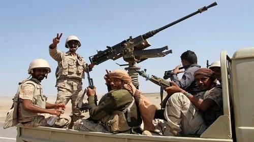 صعدة : الجيش الوطني يحرز تقدماً في باقم شمال