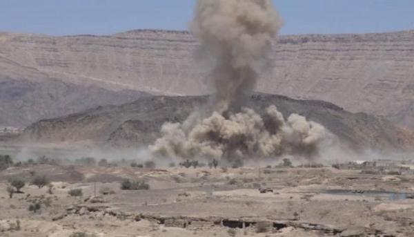ضربة قاصمة للحوثي .. التحالف يصطاد رئيس هيئة الأركان للمليشيا وعدد من القيادات في مأرب (اسماء وتفاصيل)