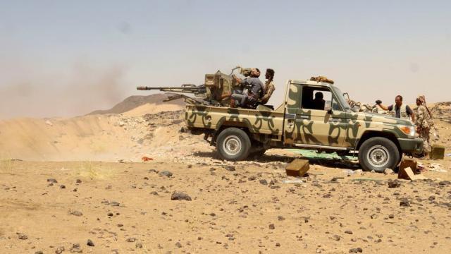 انتصارات ساحقة .. الجيش يعلن انتهاء المعارك بدحر المليشيات الحوثية في هذه المحافظة
