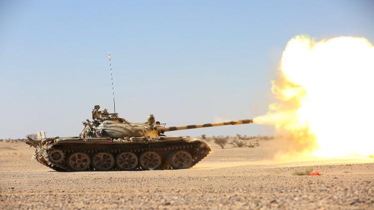 الجيش الوطني  يحرر مواقع استراتيجية بمحافظة البيضاء