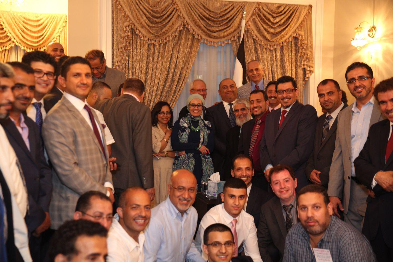 الجالية اليمنية في الولايات المتحدة تحتفي بالذكرة الـ27 للوحدة اليمنية