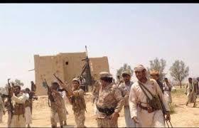 الميليشيات تتخندق في سفح جبل حام بعد سيطرة الجيش الوطني لقمته