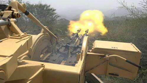 البيضاء: الجيش الوطني يسيطر على عددا من المواقع في جبهة قانية