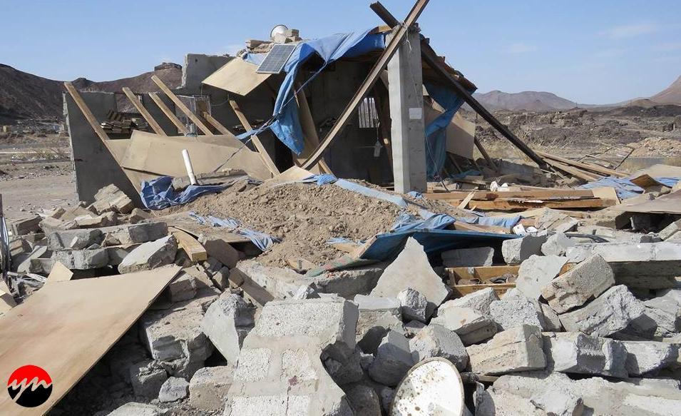 فريق سعودي إماراتي يكشف نوعية صاروخ استهدف مسجداً بمأرب (تفاصيل)
