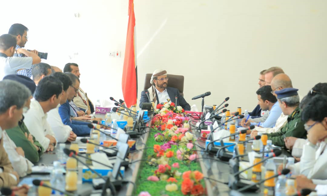 الصليب الأحمر: مأرب تمثل هدفا استراتيجيا في مشاريع المنظمة