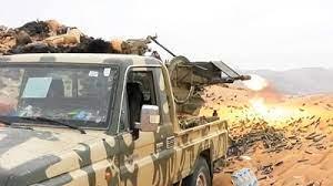 مصرع عشرات الحوثيين  بينهم قيادي كبير في الكسارة غربي مأرب