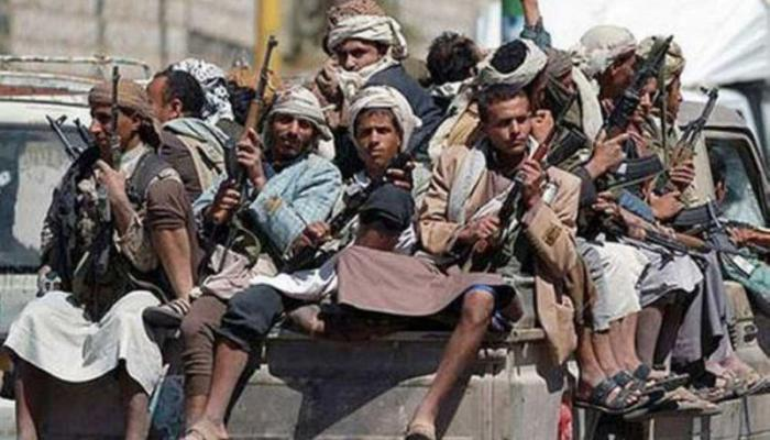 خلاف حوثي حوثي على توزيع مساعدات يودي بحياة 8 منهم بمحافظة عمران