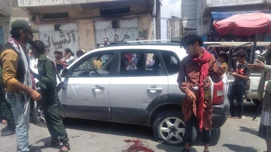 نجاة قيادي مؤتمري ومقتل سائقه جراء محاولة اغتيال في مدينة تعز