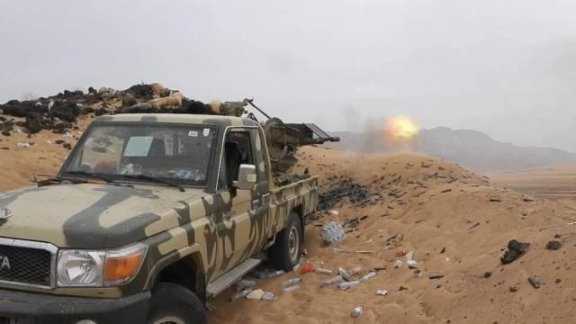 تفاصيل.. الجيش اليمني ينفذ كمين محكم ضد مليشيا الحوثي غربي مارب