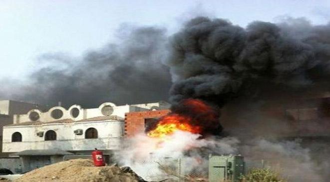 إصابة مدني بانفجار عبوة ناسفة في حضرموت