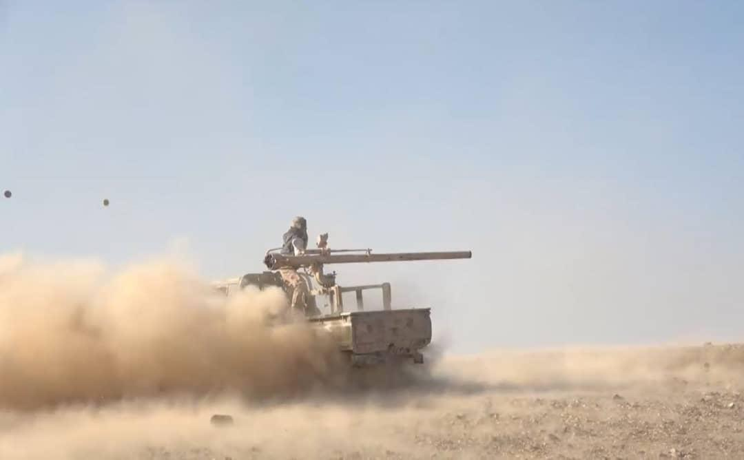 انتصارات ساحقة .. الجيش يقلب موازين المعركة ويصدر البيان رقم « 1 » من قلب معارك مأرب