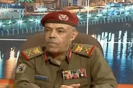 اللواء الركن عبدالله عليوة جنرال