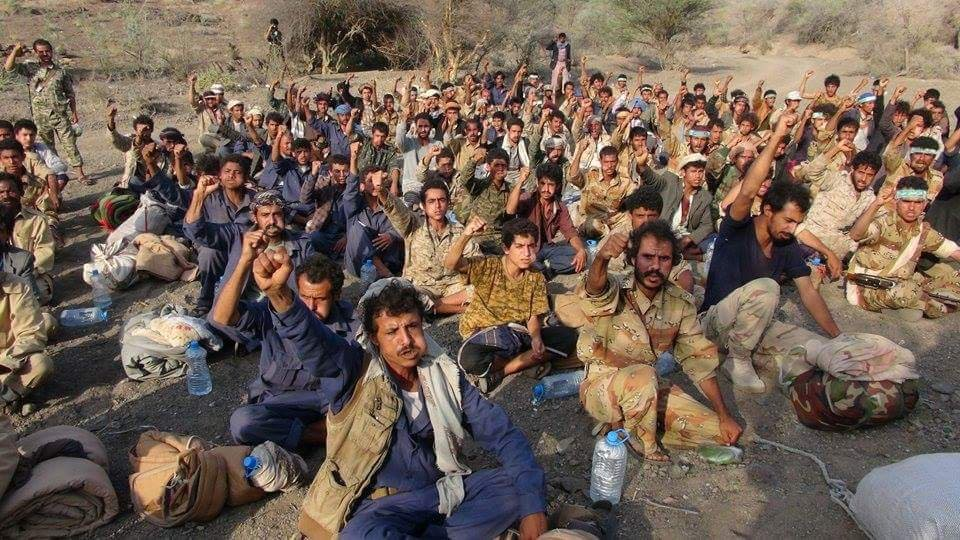 """مليشيا الحوثي تدرب مقاتلين في معسكرات بالمحويت بإشراف """"محمد الحوثي"""""""