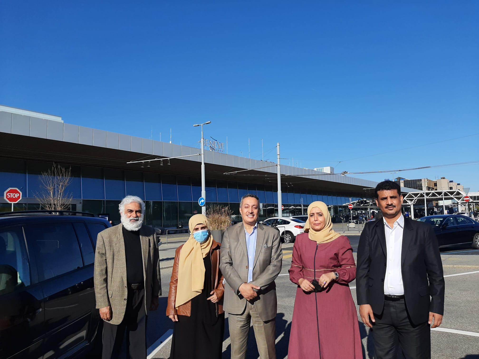 اليمن تشارك في اجتماعات لجنة القضاء على التمييز ضد المرأة «سيداو» بجنيف