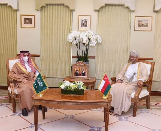 لقاء سعودي عُماني في العاصمة مسقط للتباحث حول أمر هام يخص الشأن اليمني ؟