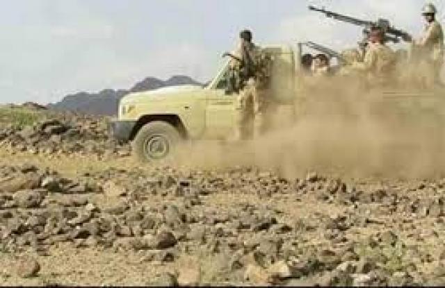 تفاصيل.. سقوط قائد عسكري حوثي بارز وعدد من مرافقيه بيد الجيش والمليشيات تنهار!