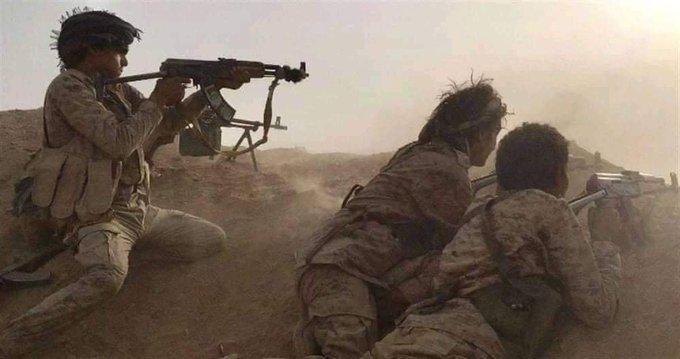 تطورات جديدة .. معارك عنيفة بين الجيش والحوثيين في الجوبة بمأرب وسط انهيار كبير لهذا الطرف