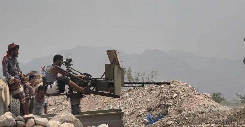 اشتعال جبهة جديدة بين قوات الجيش والمليشيات الحوثية وتحقيق انتصارات هامة .. (تفاصيل عاجلة)