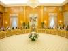 مجلس الوزراء السعودي يشيد ببيان التحالف الدولي ضد داعش