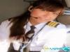 أول مصرية تقود طائرة بوينغ 777 العملاقة، وتقطع 3400 ساعة سفر وهو رقم قياسي لسيدة تعمل في هذه المهنة