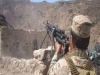 الجيش الوطني يسيطر علي مواقع بمنطقة الكدحة غرب مدينة تعز