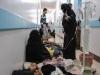 منظمة الصحة العالمية تؤكد وفاة 1205 يمنياً وإصابة نحو 180 ألف