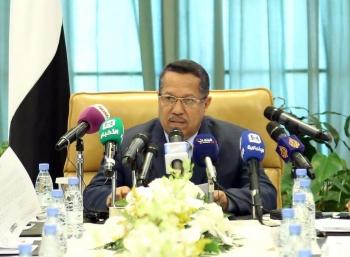 وزير مالية الانقلاب يرضخ للحكومة للشرعية ويوافق على ارسال كشوفات الموظفين