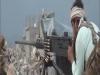 اشتباكات بالأسلحة الثقيلة والرشاشات بين الجيش الوطني والميليشيات بمدينة تعز