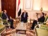 تفاصيل اللقاء الذي جمع الرئيس هادي مع نائبه ورئيس الوزراء