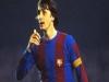 برشلونة يقيم تمثالا لمدربه ولاعبه السابق يوهان كرويف