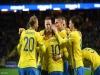 فوز كاسح يعزز حظوظ السويد في نهائيات كأس العالم